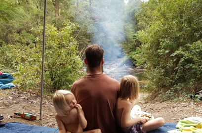 tim-and-the-girls-camping