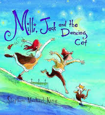 Milly Jack and the dancing cat